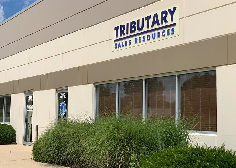 Tributary Sales Resources office building